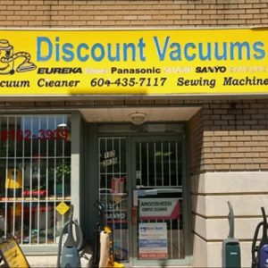 Discount Vacuums