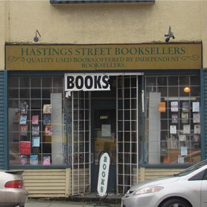 Hastings Street Booksellers