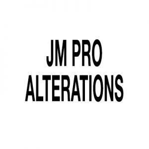 JM Pro Alterations