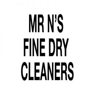 Mr Ns Fine Dry Cleaners