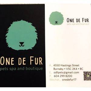One de Fur Pets Spa Boutique