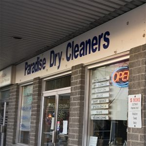 Paradise Dry Cleaners