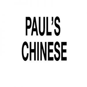 Pauls Chinese