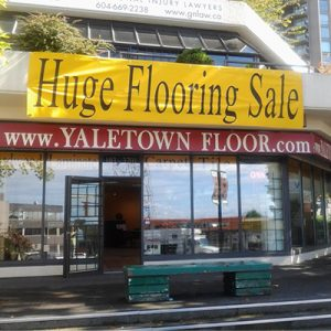 Yaletown Flooring