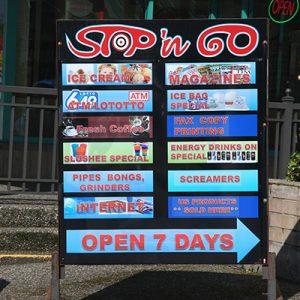 Stop Go Convenience Store